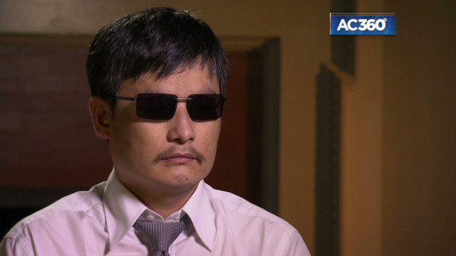 Chen Guangcheng: Didn't have much hope