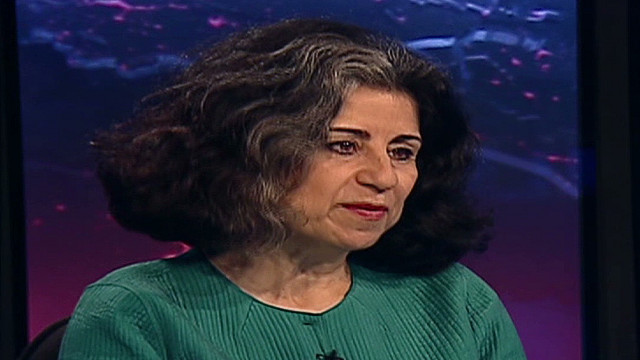 Novelist hopeful of Egypt's future