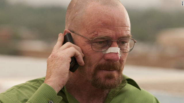 Fans in frenzy over 'Breaking Bad' end
