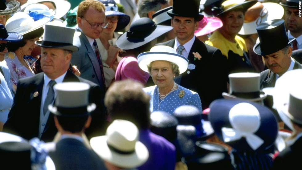 Despite being one of the UK's best-known owners and breeders of racehorses, with around 30 horses currently in training, the queen has yet to claim victory at the Epsom Derby.