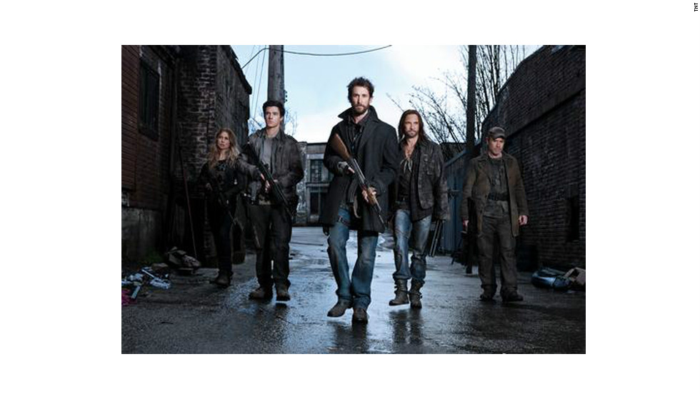 The first season of this Steven Spielberg-produced alien-invasion series, starring Noah Wyle, center, was a rough ride. But after a promising closer and new promos for season two, fans are hoping this two-hour premiere will be well worth the wait.