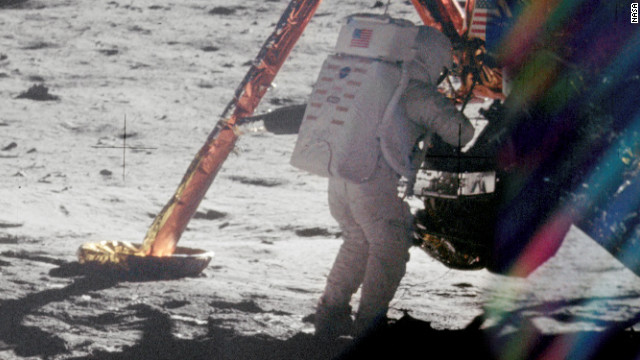 'One giant leap for mankind'