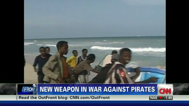 New weapon to fight pirates