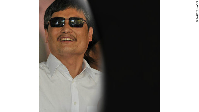 Retracing Chen Guangcheng's escape