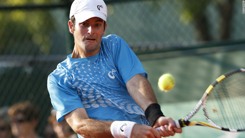 Brian Baker's victory over Xavier Malisse in the first round of the French Open capped a remarkable comeback. The American had not played at one of tennis' grand slams since the U.S. Open in 2005.