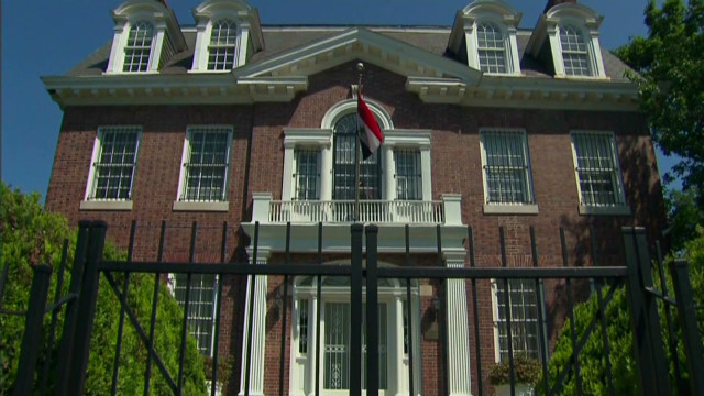 U.S. expelling Syrian diplomats
