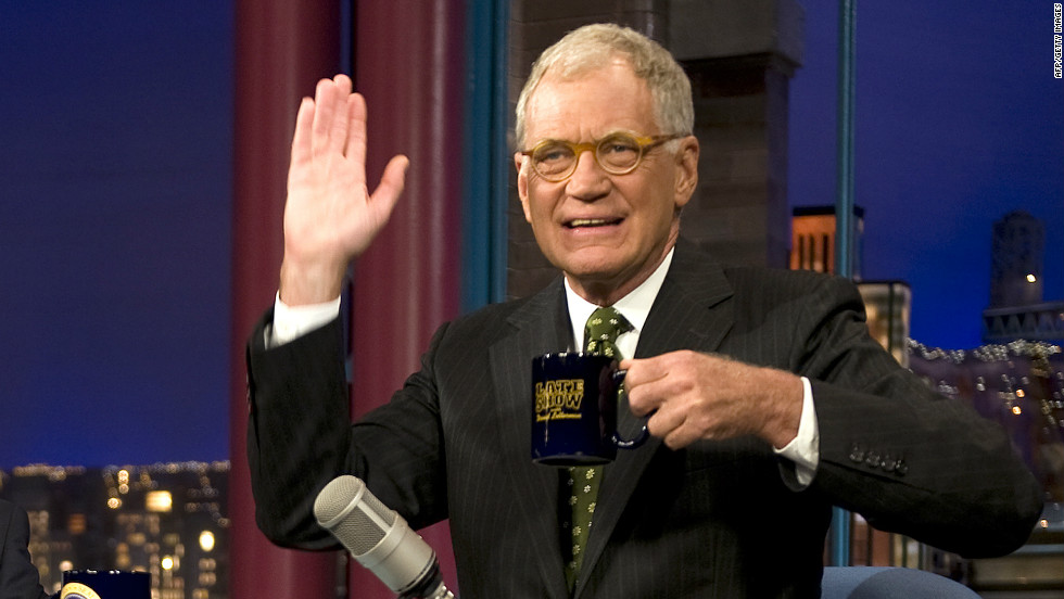 "Even when CBS' ""Late Show with David Letterman"" veers into awkward, uncomfortable territory for the guest -- as it often does -- Letterman never loses his cool. In fact, the opposite happens: The show only gets better. As the show winds toward its May 20 conclusion, here are some memorable moments."