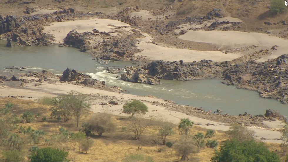 The dam, on the Blue Nile river, is scheduled for completion by July 2017. At a cost of $4.7 billion, the dam will create 12,000 jobs, according to the government.