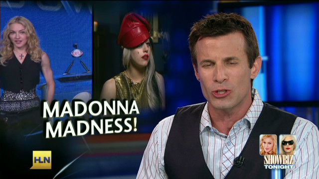 Madonna's Lady Gaga diss?