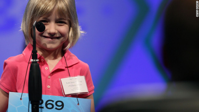 In 2012, Lori Anne Madison became the youngest contestant ever in the Scripps National Spelling Bee.