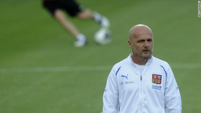 Head coach: Michal Bilak