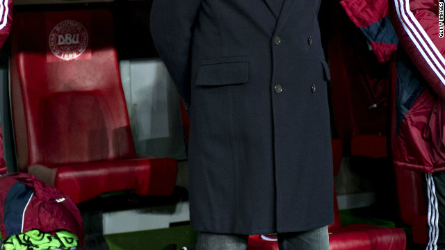 Head coach: Morten Olsen