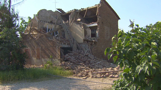 Second earthquake in Italy rattles fear
