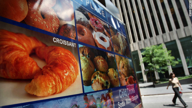 FDA working to eliminate trans fats