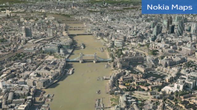 nokia maps london flyover_00003426