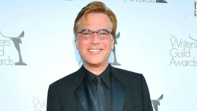 "Aaron Sorkin will make a cameo appearance on ""The Simpsons"" during the show's 25th season."