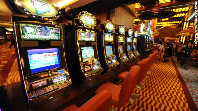 David Frum says casinos prey on the Americans who can least afford to lose money.