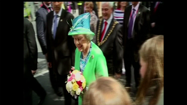 Queen's jubilee: 'Celebrating with pride'