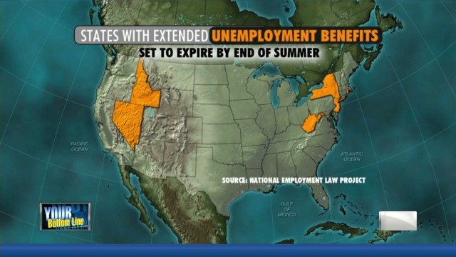 Is two years of unemployment benefits too much?