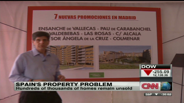 Big incentives for Spain home purchases