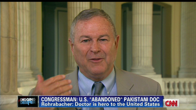Lawmaker: US should cut aid to Pakistan