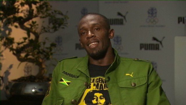 Bolt: 'I can break 100 meter record'