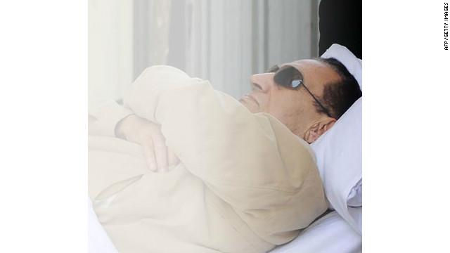 Hosni Mubarak sentenced to life