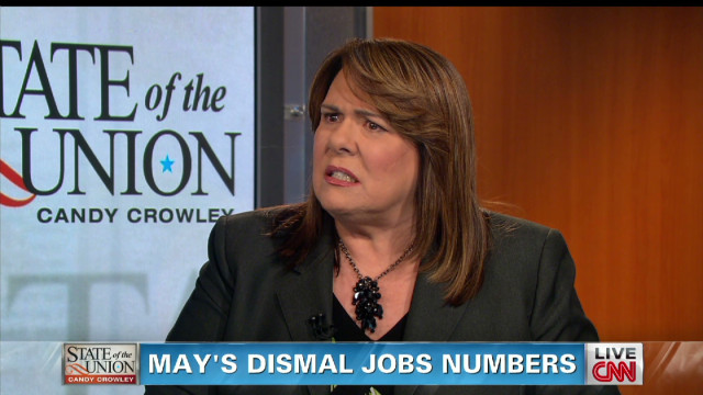 May's Dismal Jobs Numbers