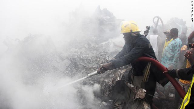 'No survivors' in Nigerian plane crash