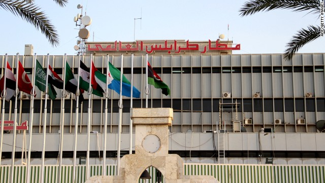 Militias battle for Tripoli airport