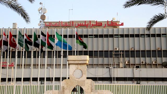 Militias battle for Tripoli airport