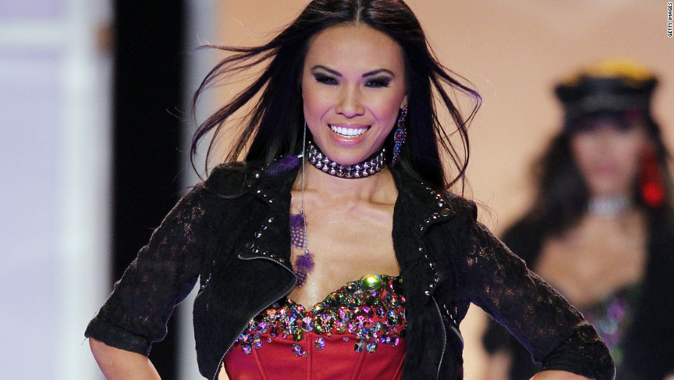 "Nitaya Panemalaythong, Miss Minnesota, walks the runway during the opening ""fashion show"" portion of the competition."