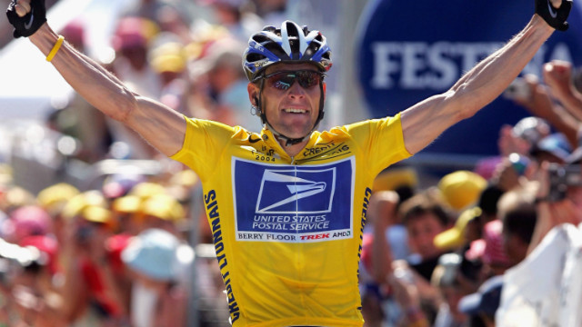 Armstrong: I never live in fear