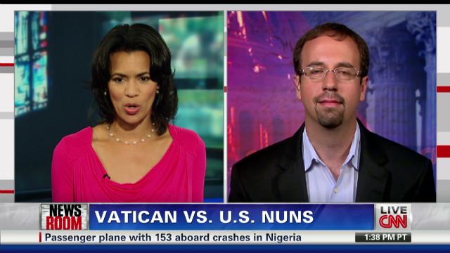 Nuns respond to Vatican