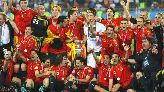 Can Spain win without Villa and Puyol?