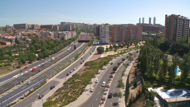 Tough sell for Spain's real estate