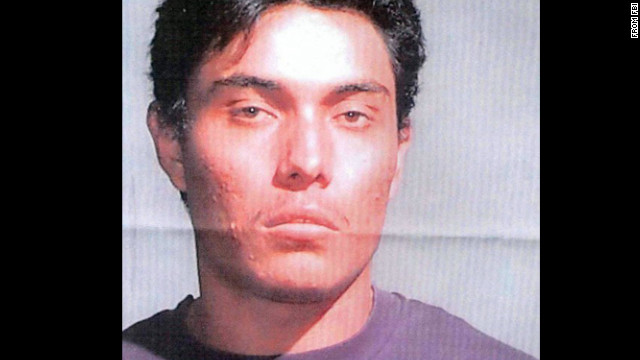 Fidel Urbina, 37, was added to the FBI's Ten Most Wanted Fugitives list.