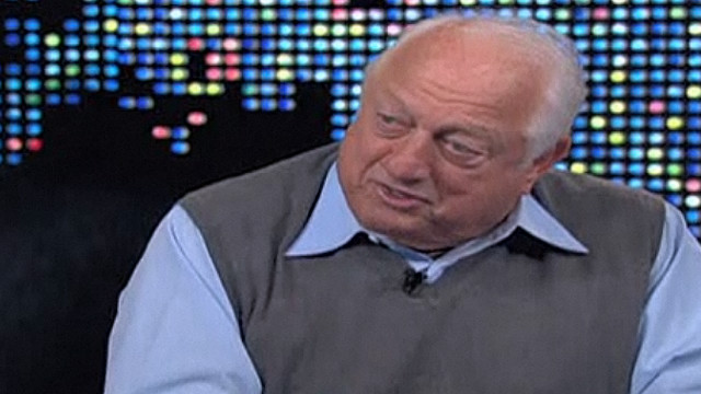 Tommy Lasorda from a March 2009 interview on CNN's Larry King Live