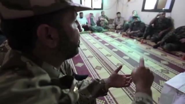 Frustration 'boils over' regarding Syria