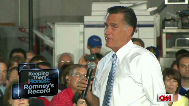 Romney: Obama good at blaming others