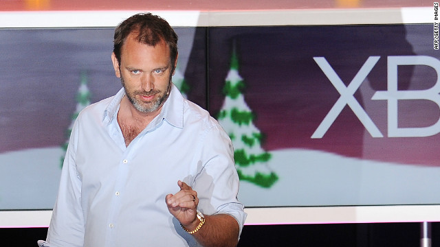 Trey Parker takes swipe at SmartGlass