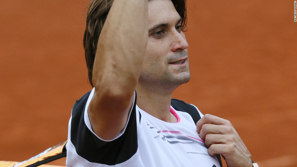 "Victory secured Ferrer's first ever semifinal appearance at Roland Garros but he is well aware of the task that lies ahead against a player he describes as ""the best in history on this surface."""