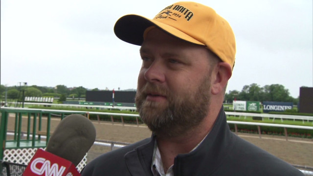 ws intv roth sports horse trainer doug oneill_00010709