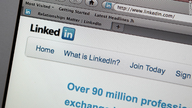 LinkedIn passwords compromised
