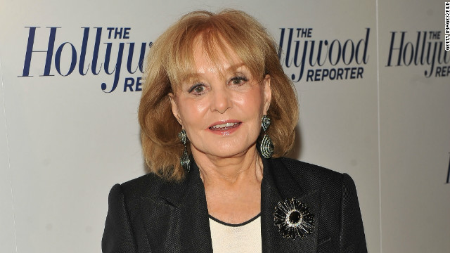 ABC's Barbara Walters acknowledged her recommending the daughter of a Syrian diplomat created a conflict of interest.