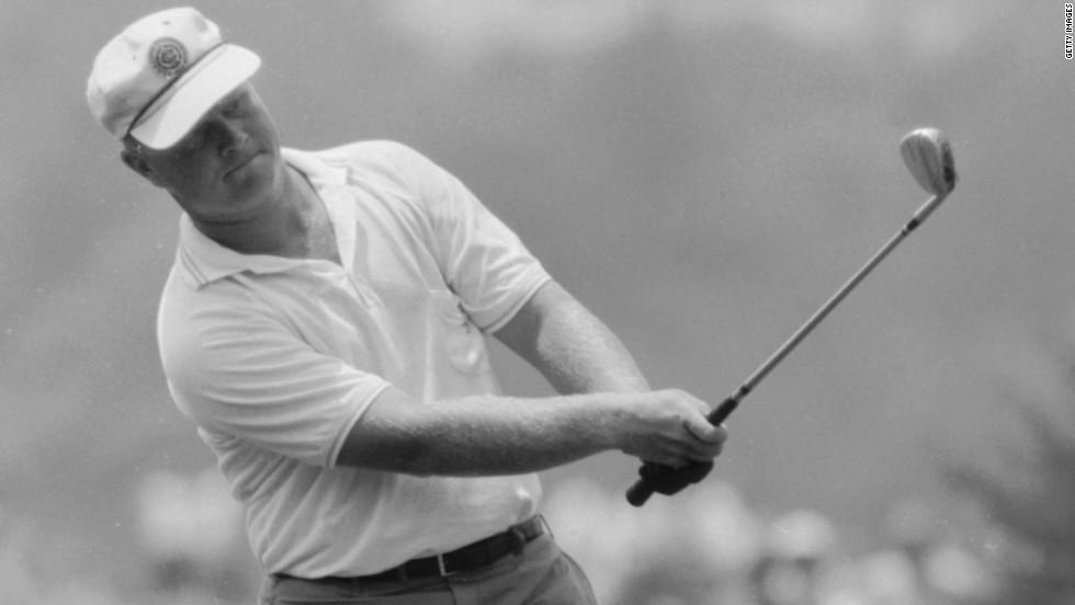 Nicklaus secured his first major title at the 1962 U.S. Open at Oakmont during his first full season on the PGA Tour.