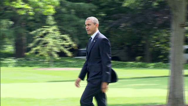 Author: Obama 'surprising' with force