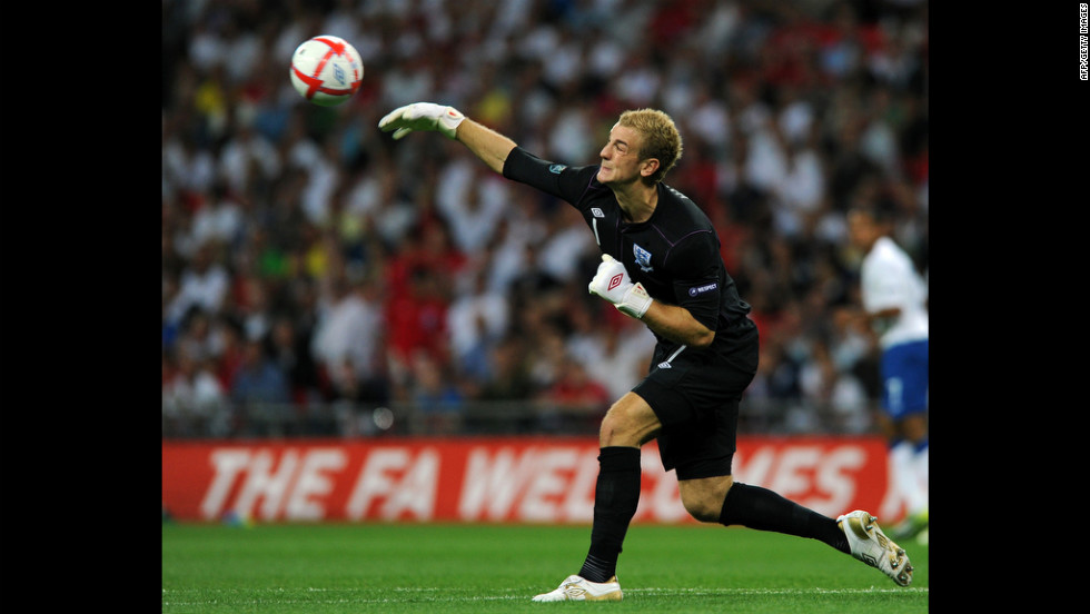 Goalkeeper Joe Hart may hold the key to England's success. With many of the team's stars missing, each game will be an uphill struggle.