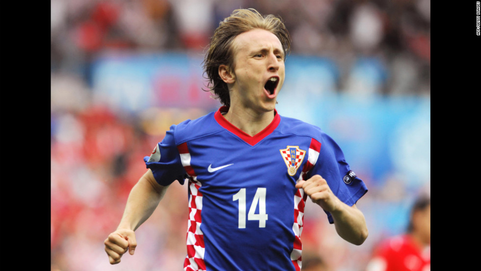 As the hope of outsiders, Croatia will weigh on the shoulders of the spellbinding midfielder Luka Modric, who can always change a game with a moment of magic.