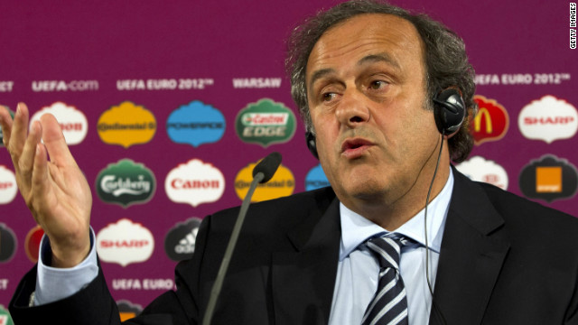 Platini: Officials to act against racism